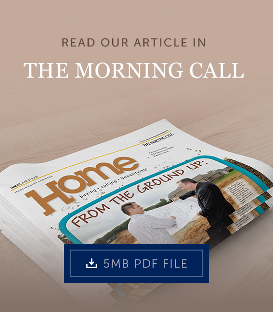 Morning Call Article - August 9, 2015