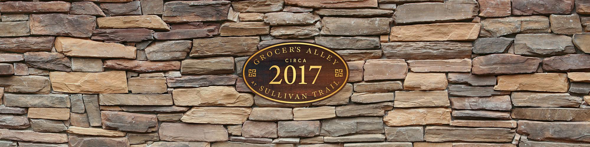 Grocer's Alley at Sullivan Trail