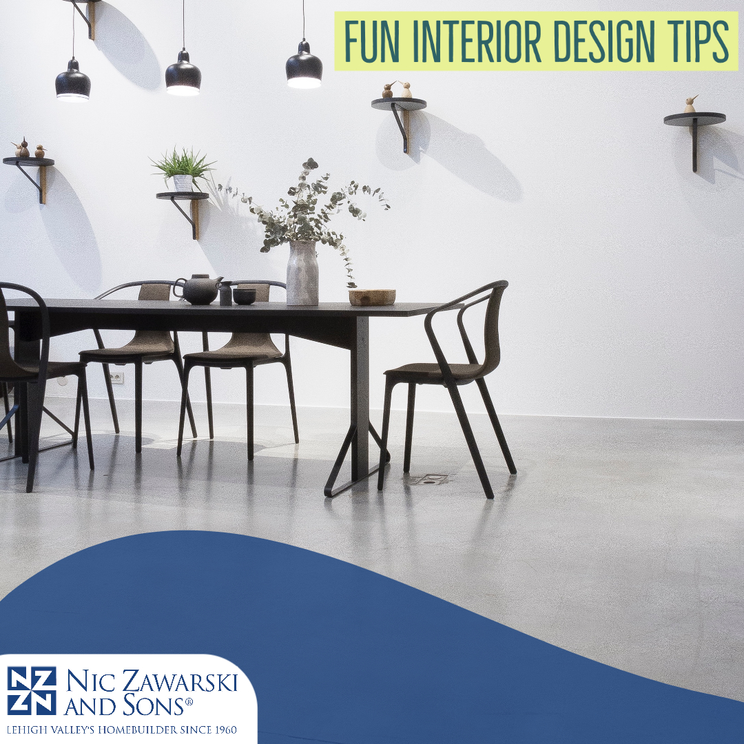 Interior Design Tips to Try