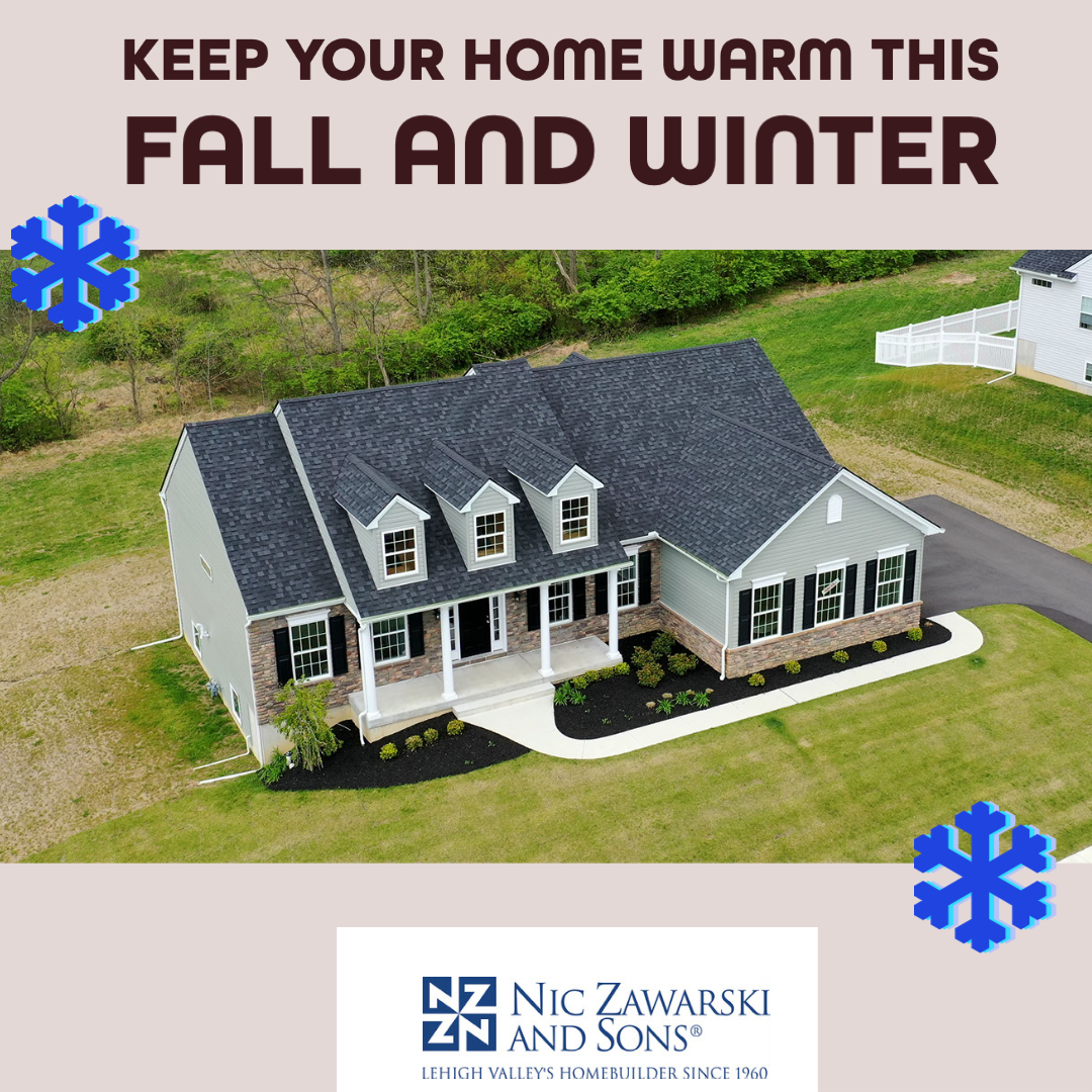 Five Energy Saving Tips for Your Lehigh Valley Home this Fall and Winter